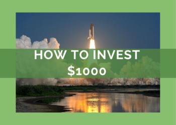 How to invest 1000 dollars – The typical rules DON'T apply
