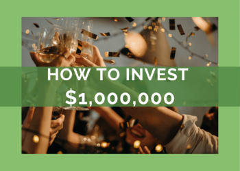How to invest 1 million dollars: It's NOT what you expect